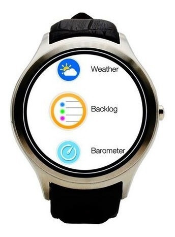 Smart Watch No.1 D5 Android Wifi 3g Monitor Fitness