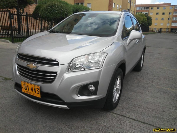 Chevrolet Tracker Lt Tp Ct