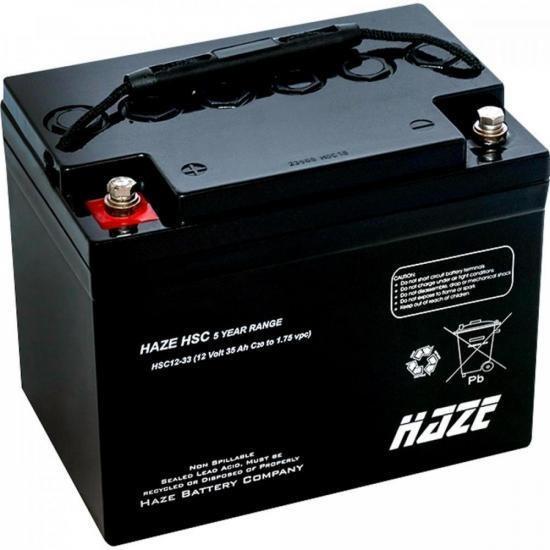 Bateria Selada Hsc12-33 Hazepower