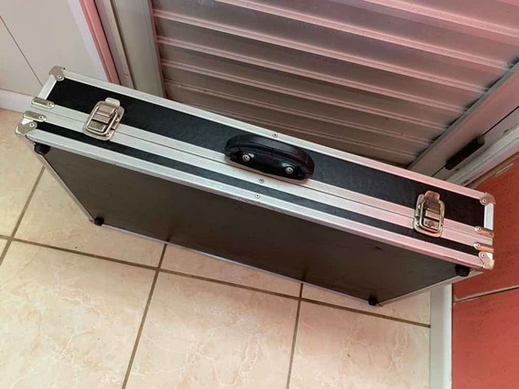 Hard Case ( Pedalboard ) Case/pedais 0,70x0,40x0,12