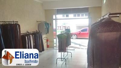 Casa Com Salão Comercial - Ótima Localização - Lsc4392