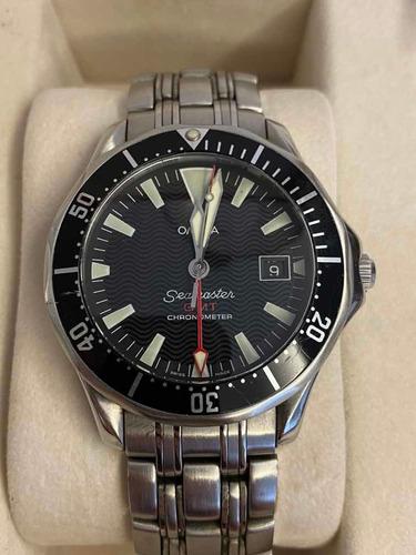 Relógio Omega Seamaster Automático Original 41mm