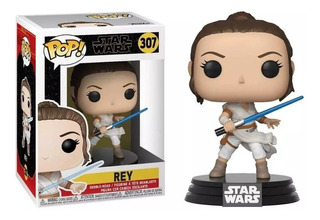 Funko Pop   Star Wars - Rey 307 Original