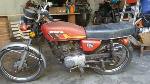 Imagem 1 de 15 de Cg 1979 6 Volts 4 Marchas Placa Amarela Original E Garelli