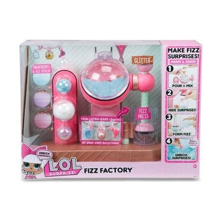 Lol Surprise Fizz Factory / A Fábrica Da Lol Original Eua
