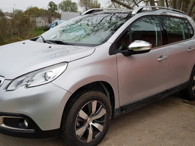 Peugeot 2008 1.6 Griffe Inmaculada Con Solo 17000 Km Reales