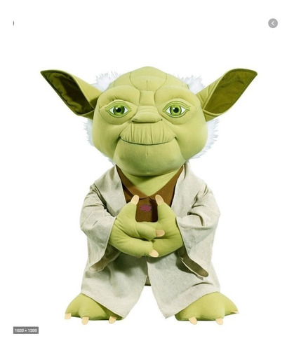 Peluche Yoda Star Wars 40 Cm Original