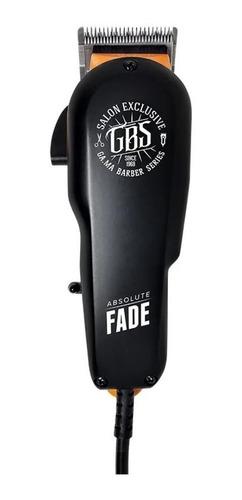 Maquina De Cortar Pelo Gama Absolute Fade Barber Series Gbs