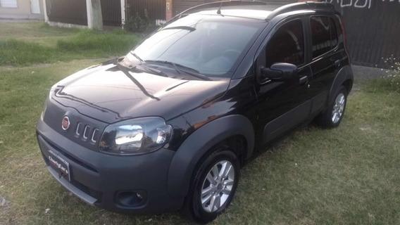 Fiat Uno 1.4 Way 2011