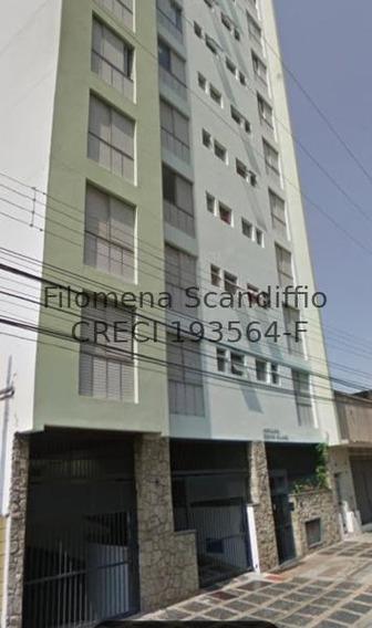 Kitnet Com 1 Dorms Em Campinas - Centro Por 500,00 Para Alug - 90