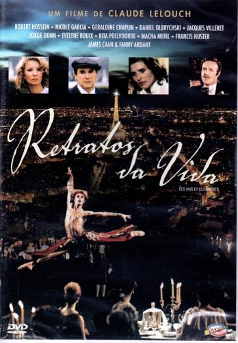 Dvd Retratos Da Vida (1981) - Classicline - Bonellihq P20