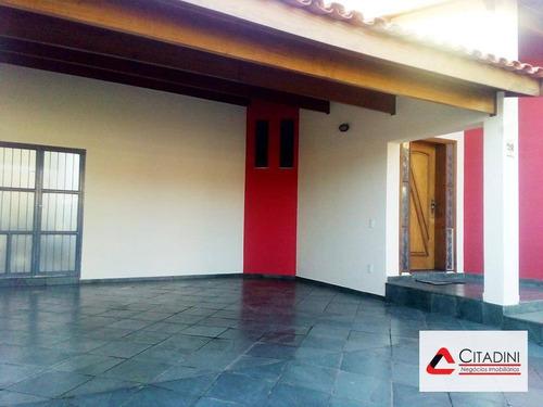 Imagem 1 de 23 de Jd Saira, Casa Com Pisc, Aceita 50% Em Imovel - Ca1445 - Ca1445