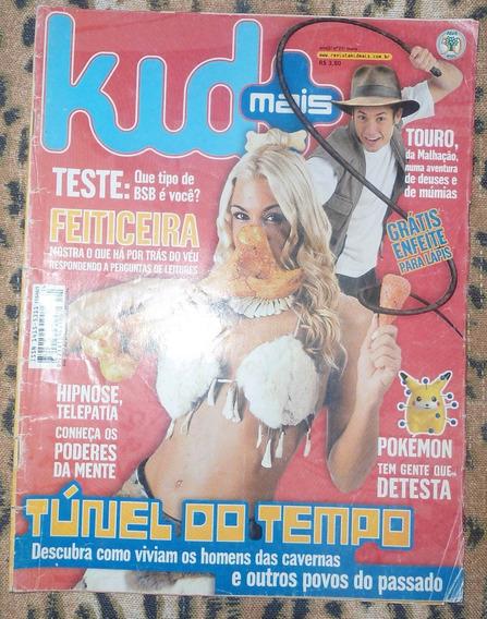 Revista Veja Kid + Com Joana Prado, A Feiticeira Usada