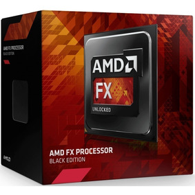 Processador Amd Fx 8350 Box Black Edition (am3+/4.0ghz/16mb)