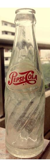 Botella Pepsi-cola La Primera De Bar