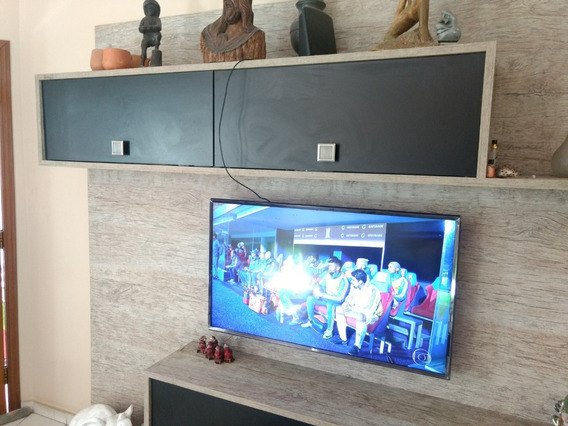 Painel Home Theater Em Mdf