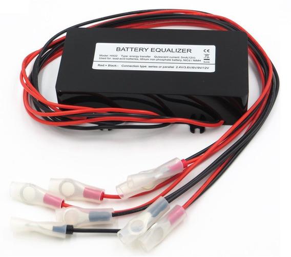 Equalizador Balanceador P/ Banco De Baterias 48v