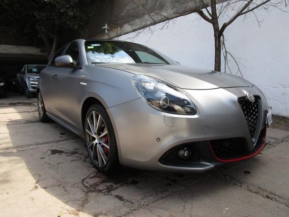 Alfa Romeo Giulietta 5p Giulietta Veloce,ta,piel,qc,ra18