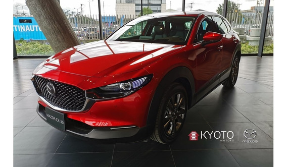 Mazda Cx-30 Grand Touring 2.0 Rojo Diamante 2021