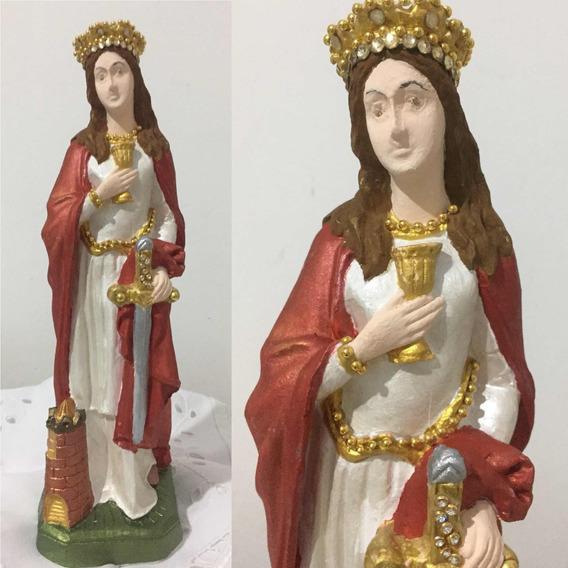 Santa Bárbara De 30cm