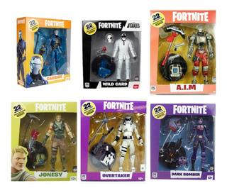Fortnite Muñeco Articulado 18cm Nuevos Modelos!!! - Woopy