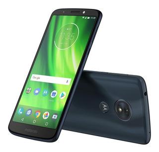 Moto G6 Play Dual Sim 32 Gb 3 Ram Huella 13+8 Mpx + Regalos