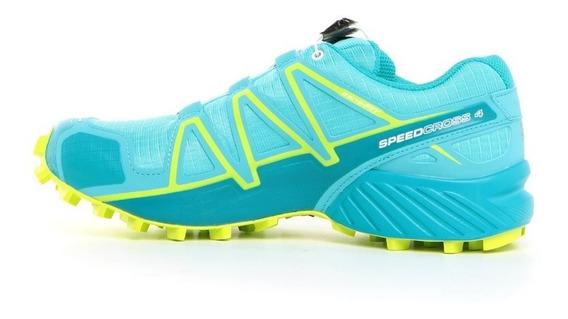 Zapatillas Salomon Speedcross Mujer (401247)+regalo S+w
