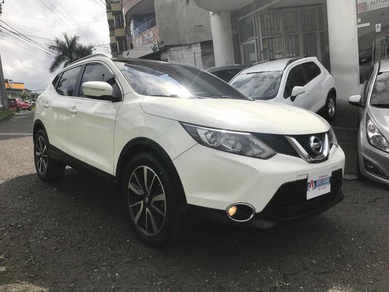 Nissan Qashqai 4x4 Techo Cristal