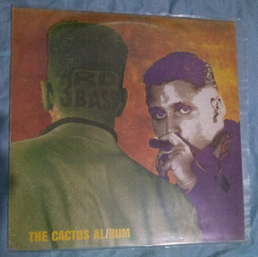 Lp Vinil 3rd Bass - The Cactus Al/bum