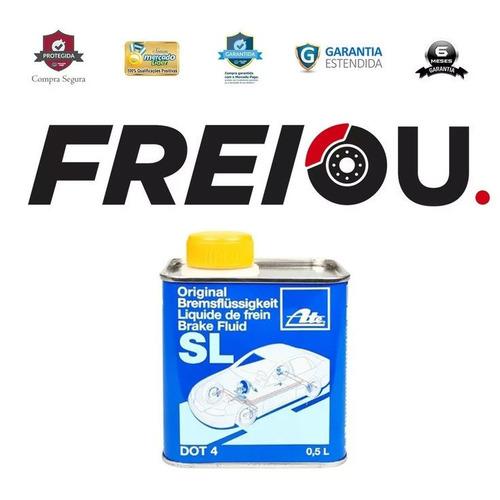 Fluído De Freio Ate Dot 4 500ml Original Para Toyota Hilux 3
