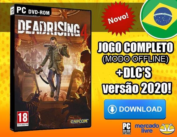 Dead Rising 4 + Dlcs - Pc Português-br Digital