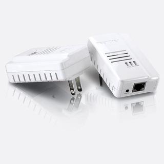 Powerline Kit Nano Tpl-408e2k Trendnet Av 500mbps