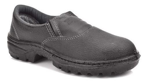 Sapato Elástico Segurança Confortavel Sem Bico Ref 016 Epi