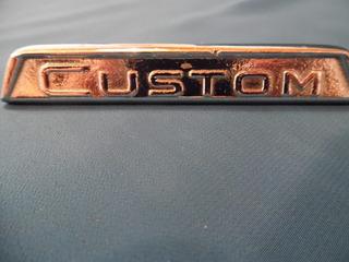Insignia Custom Pick Up Original !!!