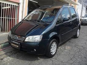 Fiat Idea Elx 1.4 Ano 2007 Completa
