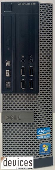 Desktop Dell Optiplex 990 I5 2500 3.10ghz 8gb Hd320gb