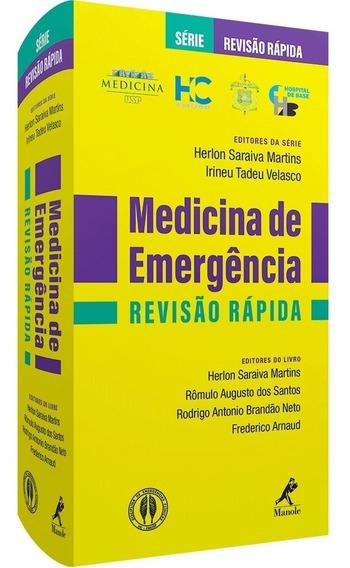 Medicina De Emergência - Revisão Rápida - Usp