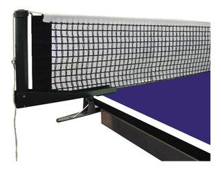 Kit De Tênis De Mesa - Suporte + Rede - Klopf - Cód. 5034