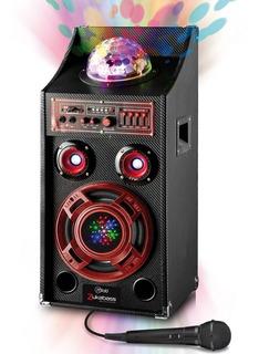 Parlante Mlab Zubabass Disco Light Karaoke (pregunten)