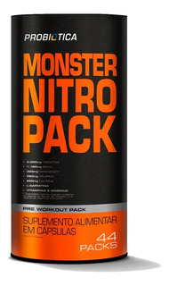 Monster Nitro 44 Pack No2 - Probiótica