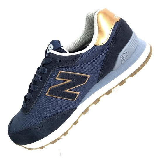 Tenis New Balance Comfort Insert Azul Branco Feminino