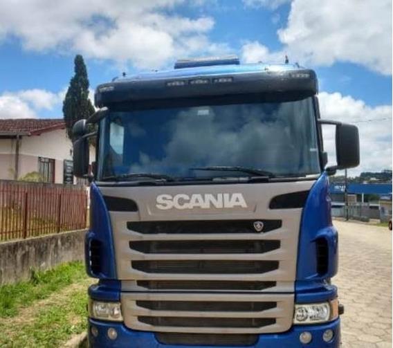Scania P 360 6 X 2 Carreta 3 Eixos Trucado Ano 2013/14