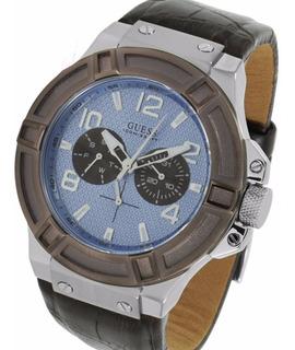 Reloj Guess W0040g10 Multifuncion 100% Acero Inoxidable 10 Atm Envio Gratis Watch Fan Locales Palermo Y Saavedra