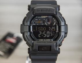 Relógio G-shock Gd 350 1b Clássico Militar Original Garantia