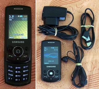Celular Samsung Sgh-j700i