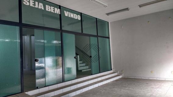 Salão Comercial Na Av. Cel Nogueira Padilha/ótimo Corredor Comercial Da Zona Leste/ac550m2/at10x42=420m2/03vgs Cobertas/ligue Já E Agende Sua Visita ! - Sl0416