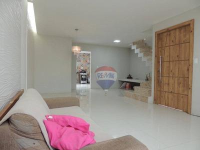 Casa Residencial À Venda, Guanabara, Ananindeua - Ca0124. - Ca0124