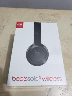 Beats Solo3 Wireless Genuinos Originales Marca Apple