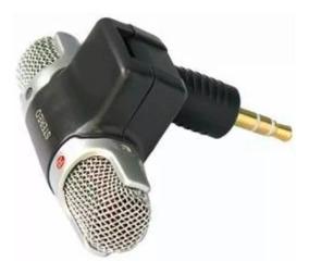 Microfone Mini Stéreo P2 Celular Android iPhone Camera