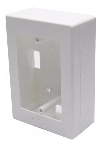 Bastidor Caja Cablecanal Exterior Taad Pack X 10u